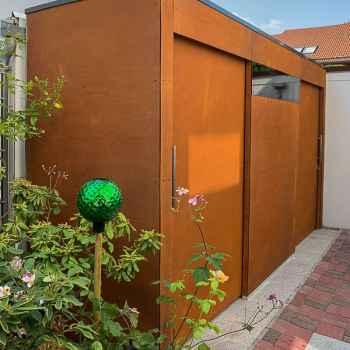 Preisgekrontes Design Gartenhaus Mit Stil