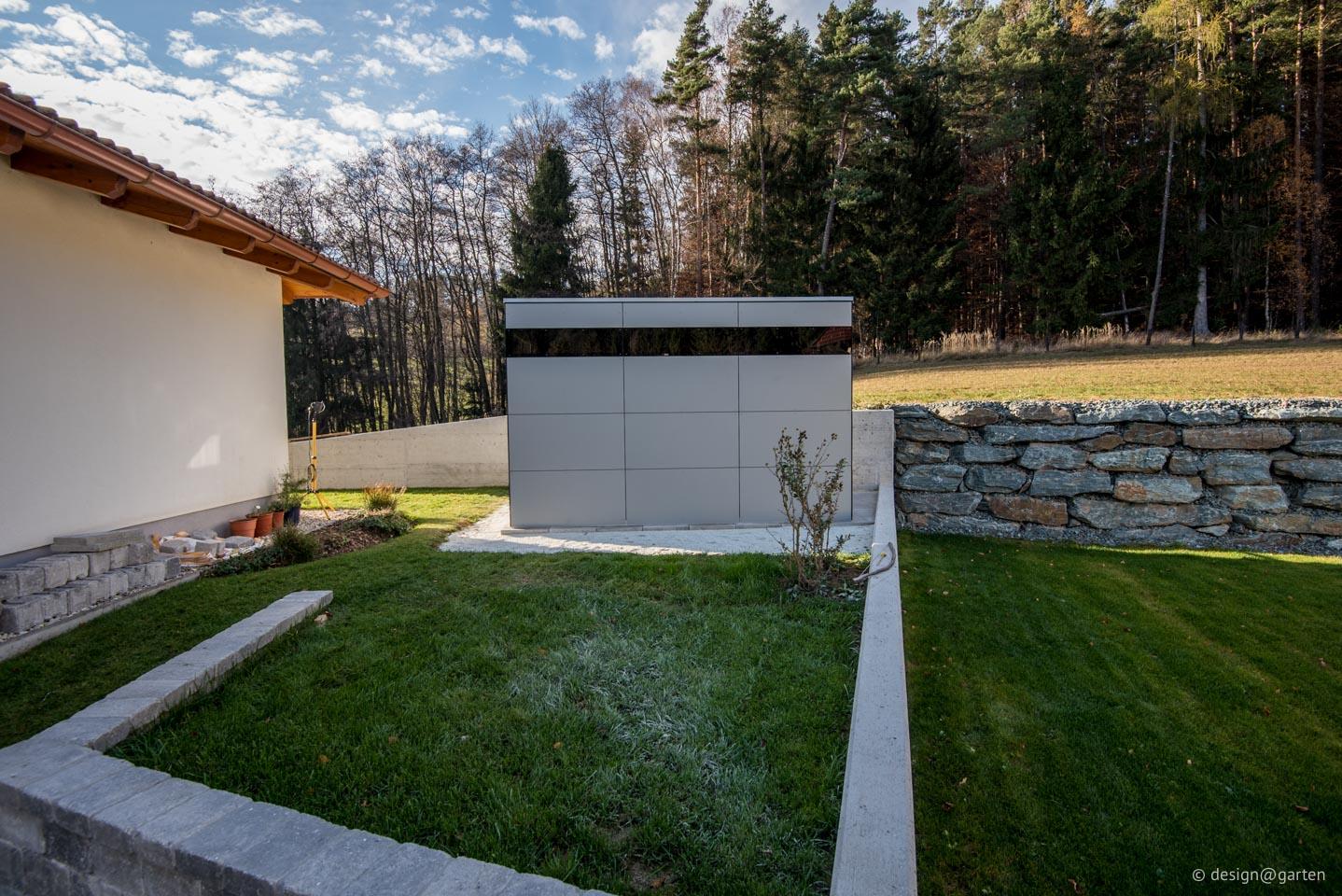 designer gartenhaus @gart drei in niederösterreich | design@garten