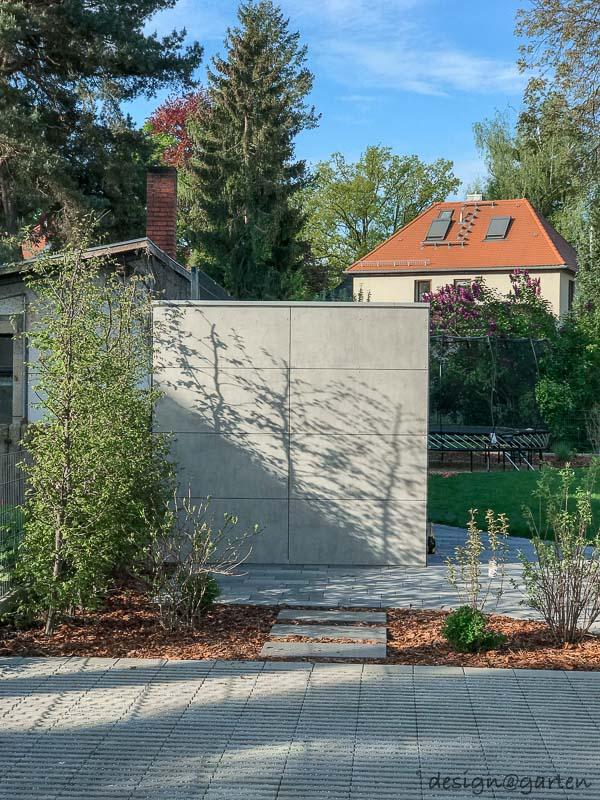 Design Gartenhaus At Gart 3 L In Sichtbeton 01259 Dresden Design