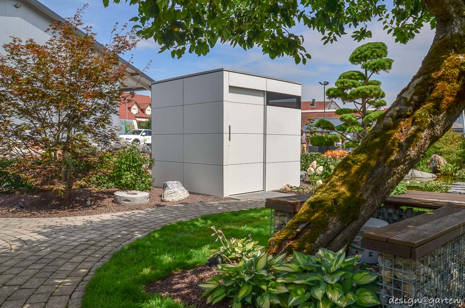 Design Gartenhaus At Gart Zwei Bei Bullinger Gartengestaltung In 86609
