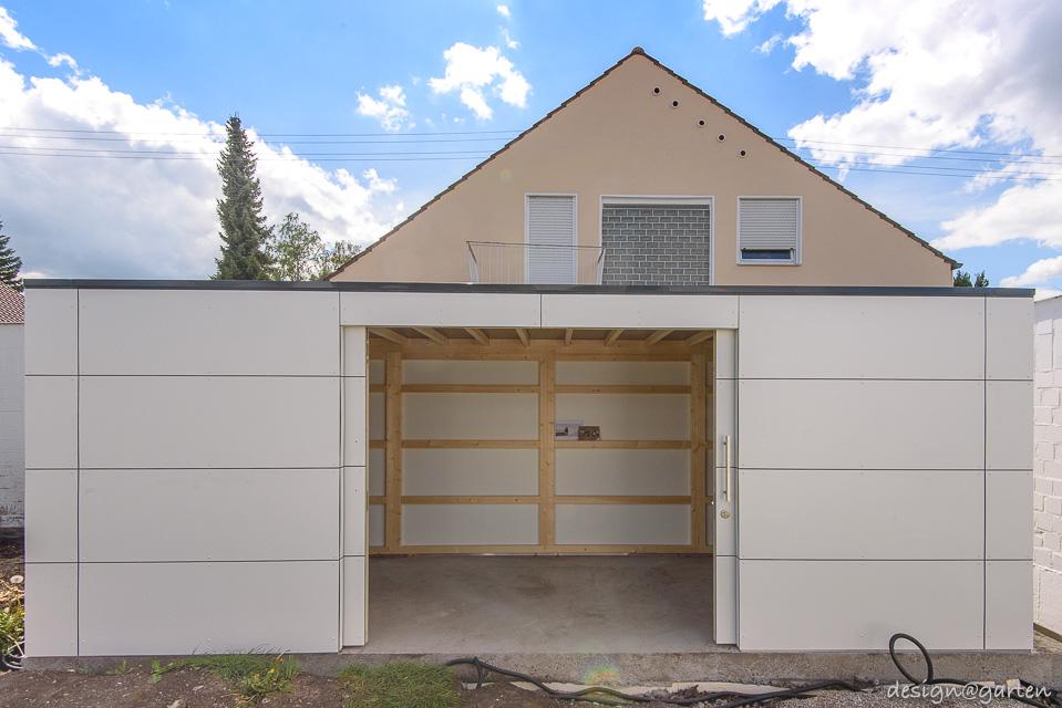 Designer gartenhaus in augsburg leitershofen design garten - Designer gartenhaus ...