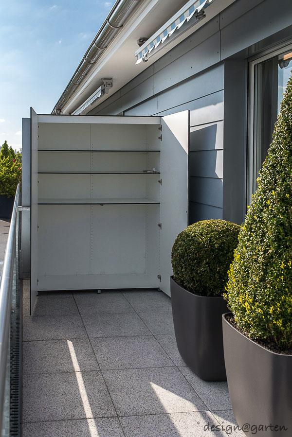 Gartenschrank Auf Dachterrasse In Ch 3084 Bern Wabern Design At Garten